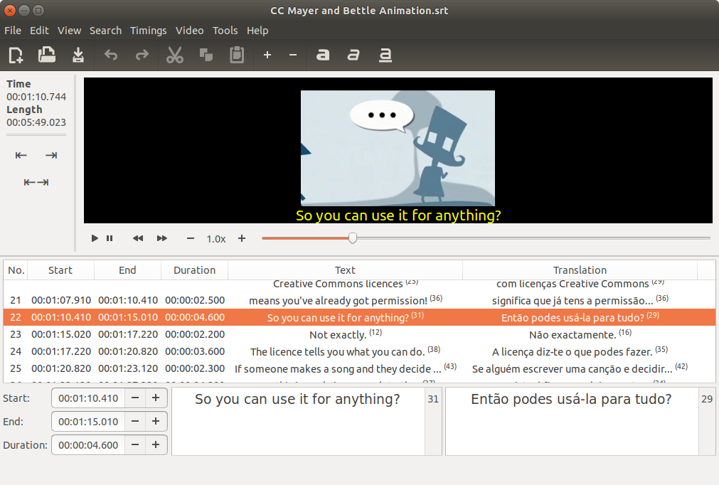 http://gnome-subtitles.sourceforge.net/files/screenshots/Screenshot-GnomeSubtitles-VideoTimesTranslation.png